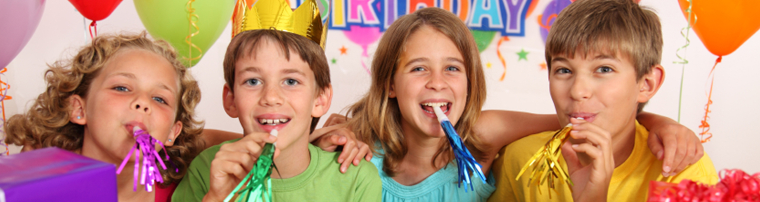 Birthday Party Packages - Funopolis Family Fun Center