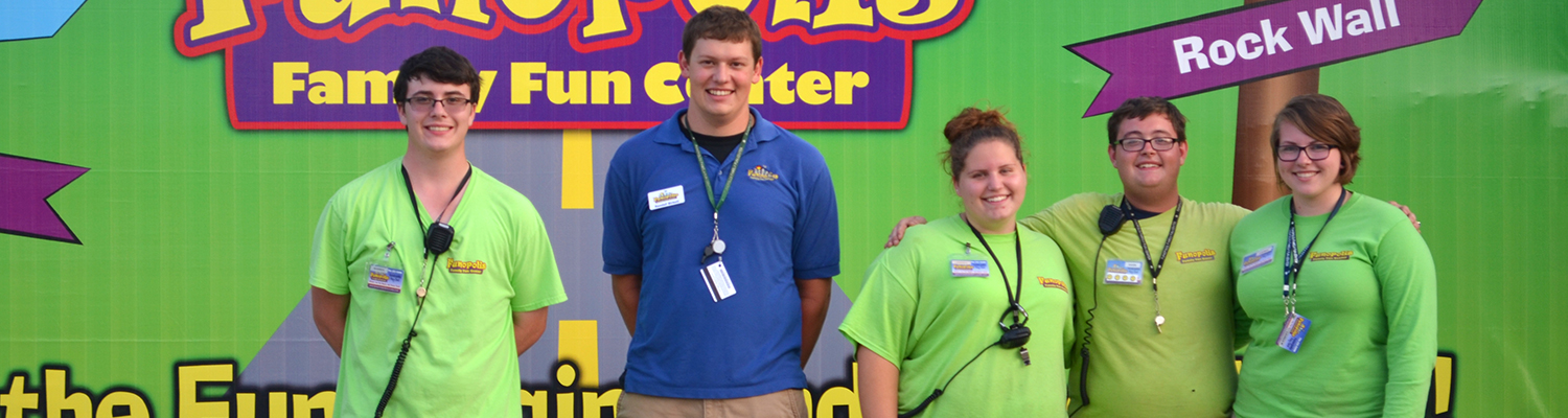 Contact Us - Funopolis Family Fun Center