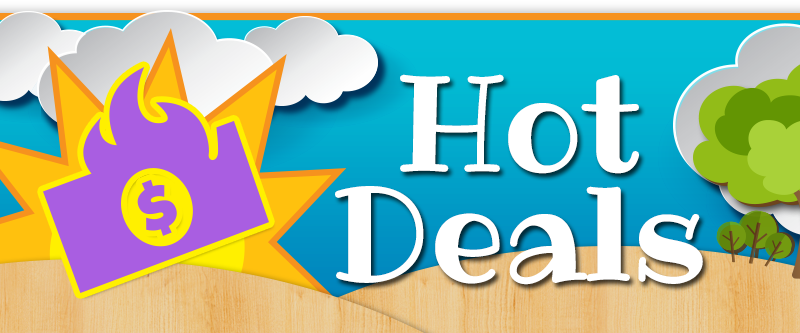 Hot Deals at Funopolis Family Fun Center