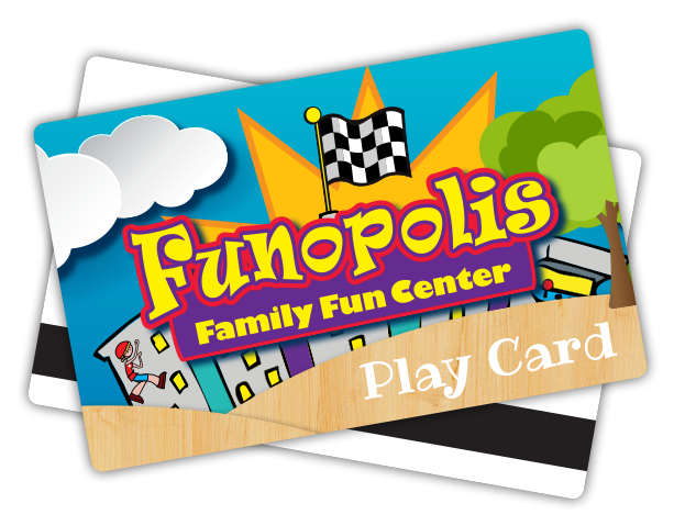 Funopolis Play Card