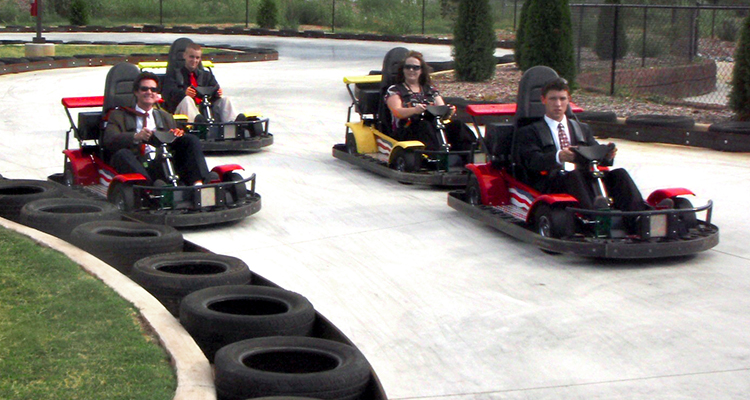 Race To Funopolis for the Best Group Events