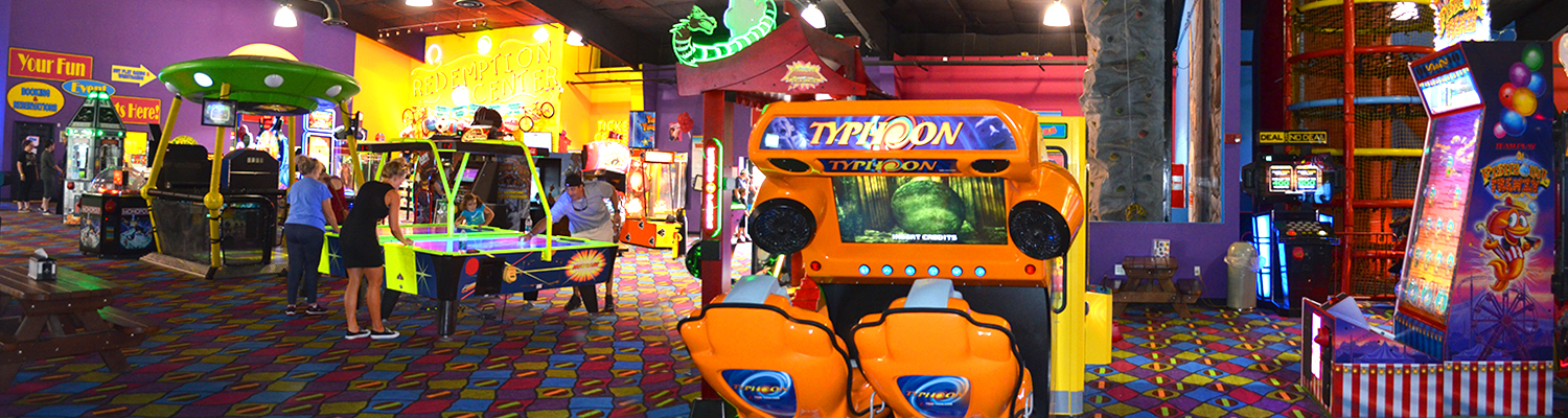 Things To Do at Funopolis Family Fun Center