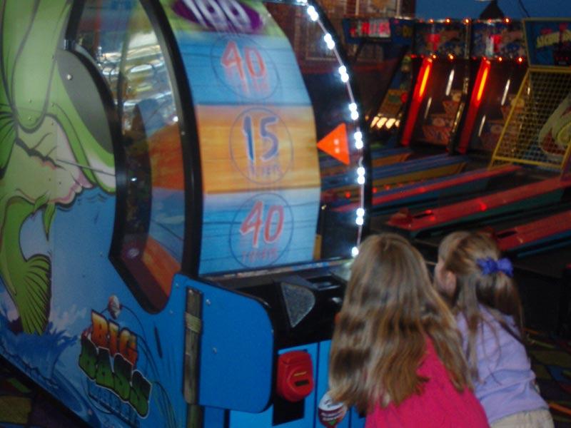 Arcade - Funopolis Family Fun Center