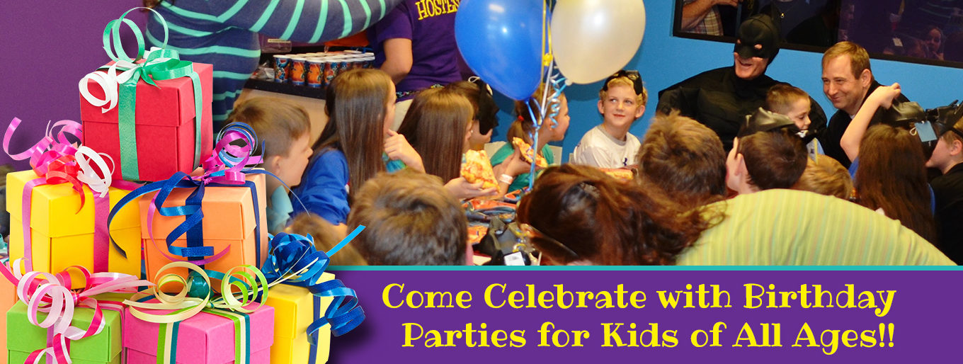 Awesome Birthday Parties - Funopolis Family Fun Center - Commerce, GA
