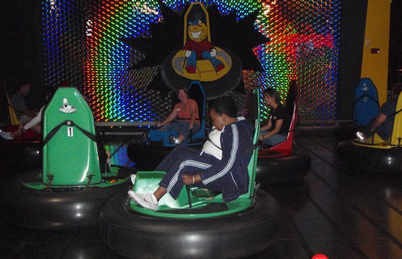 Bumper Cars - Funopolis Family Fun Center