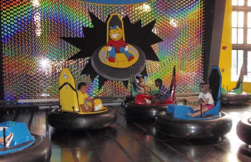Bumper Cars - Funopolis Family Fun Center