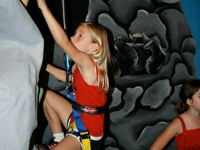 Rock Climbing Wall - Funopolis Family Fun Center