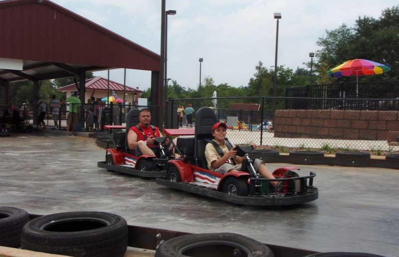 Go Karts - Funopolis Family Fun Center