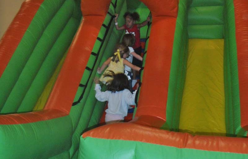 Inflatables - Funopolis Family Fun Center