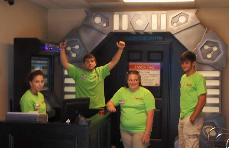 Laser Tag - Funopolis Family Fun Center