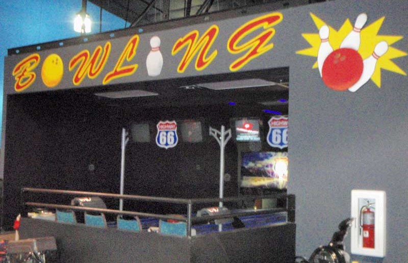 Route 66 Mini Bowling - Funopolis Family Fun Center