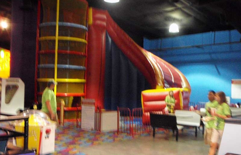 Spider Zone - Funopolis Family Fun Center